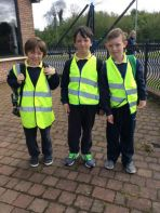 WALK TO SCHOOL WEEK 2016