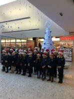 OAKS CENTRE CHOIR!