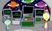 Try out the BBC Starship Maths and English activities