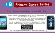 Visit Primary Games to improve your Maths